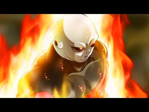 Gogeta Vs Jiren (Tournament Of Power Alternative Story) Xenoverse 2 Movie