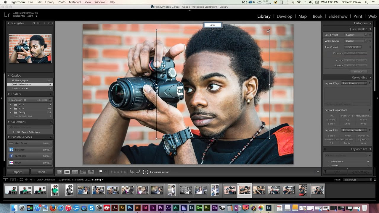 how to add a watermark in lightroom 6