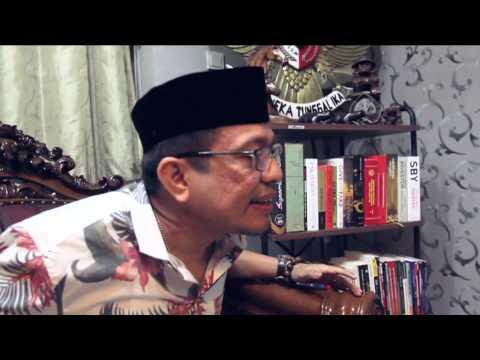 EKSLUSIF ILHAM ILYAS : SUARA HATI RAKYAT INDONESIA DENGAN KONSEP ENERGI KEBENARAN HATI
