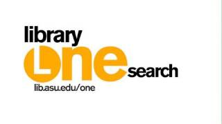 The Library Minute: Library One Search