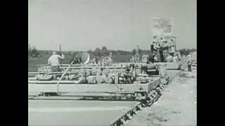 HEAVY EQUIPMENT ROAD WORK & 1930s WPA PROJECTS with Music_a.wmv