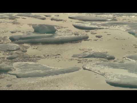 Canadian Arctic Ice - Nunavut, Canada