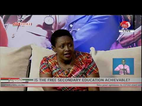 Beyond the Headline - Is free secondary education achievable?