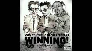 """Snoop Dogg Feat. Charlie Sheen - Winning """"New 2011"""""""