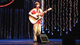 """Your Love"" by The Outfield cover (Mac Idol 2013 Performance)"