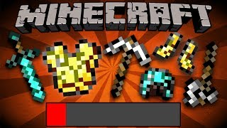 If ALL Tools Broke in ONE Hit - Minecraft