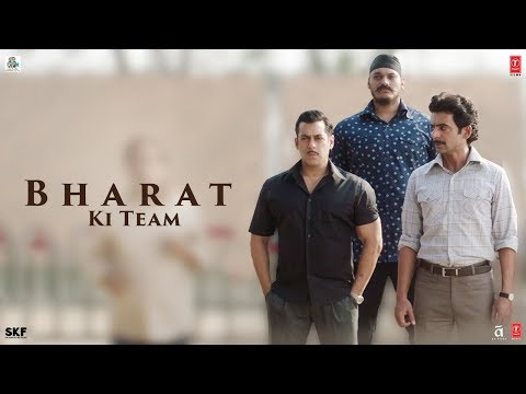 Bharat Ki Team | Dialogue Promo 4 | Bharat | Salman Khan | Katrina Kaif | 5th June 2019