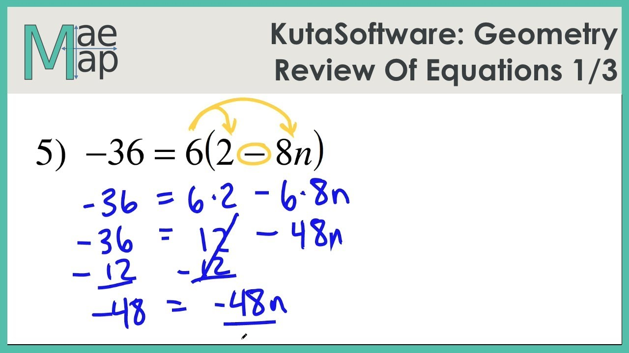 KutaSoftware: Geometry- Review Of Equations Part 1