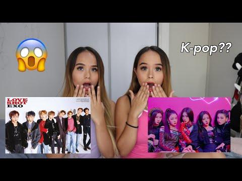 Non Kpop react to Kpop Part 6 (Exo,Itzy)