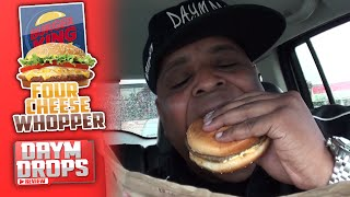 Burger King Four Cheese Whopper Attack