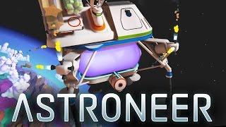 НОВАЯ ЖИЗНЬ АСТРОНАВТОВ! - Astroneer #14