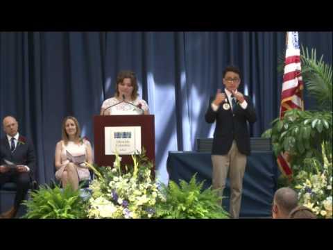 Allendale Columbia School Graduation 2017 2/3