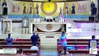 Santa Missa às 15h  - 17/07/2020 - AO VIVO