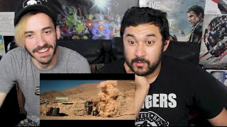 THE 33 Official TRAILER #1 REACTION & REVIEW!!!