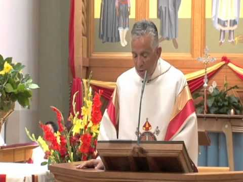 St Francis Cathedral - Basillica 400th Anniversay Mass with Msgr.Jerome Martinez