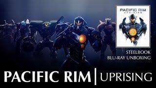 PACIFIC RIM: UPRISING Blu-ray Steelbook Unboxing!