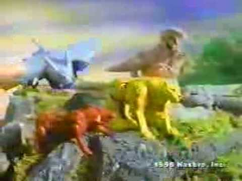 Transformers Beast Wars Commercial