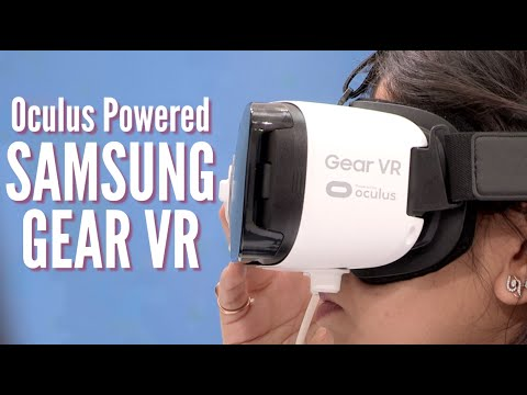 Samsung Gear VR - First Impressions