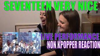Video Non Kpopper Marathon Part 2: SEVENTEEN Very Nice Live Reaction download MP3, 3GP, MP4, WEBM, AVI, FLV Maret 2018