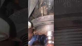 Mise au point pompe injection Mercedes moteur  290