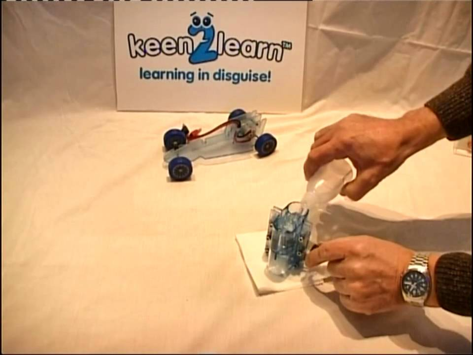 Hydrogen Fuel Cell Model Car Teaching Resources