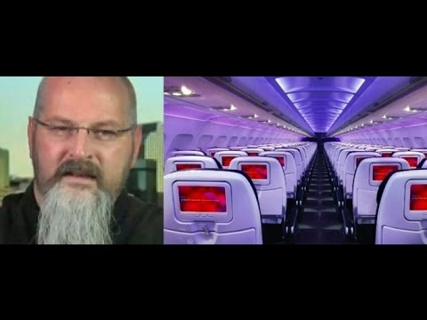 Computer Expert Hacked into Plane and Made it Fly Sideways: FBI