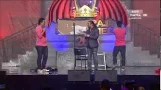 Maharaja Lawak Mega 2013 - Minggu 12 - Persembahan bersama Artis Jemputan - Shiro
