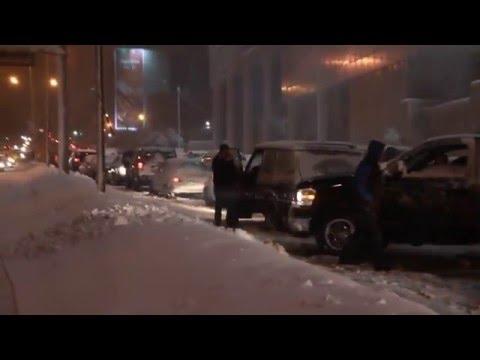 Winter in Amman, Jordan: Stay in your Lane!