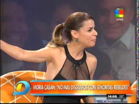 "Moria abandonó a Vicky Xipolitakis: ""No más disgustos con señoritas rebeldes"""