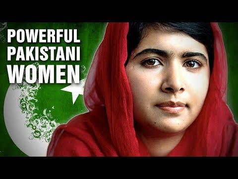 The Most Powerful Pakistani Women