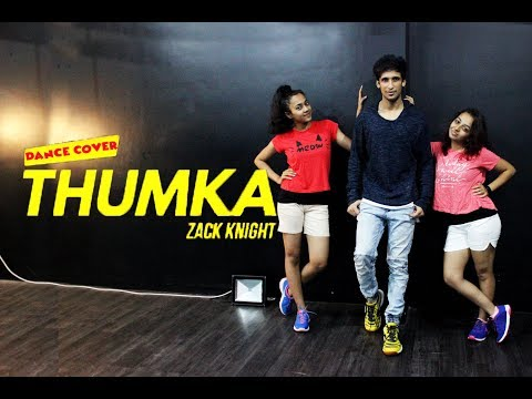 Zack Knight - Thumka Dance Cover | Mohit Jain's Dance Institute MJDi thumbnail