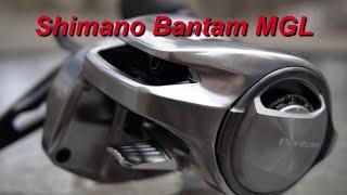 тестируем катушку Shimano Bantam MGL. Дальность заброса различных типов приманок
