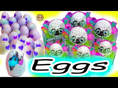 Thumbnail: Hatchimals CollEGGtibles Hatching Surprise Blind Bag Baby Animal Eggs with My Little Pony