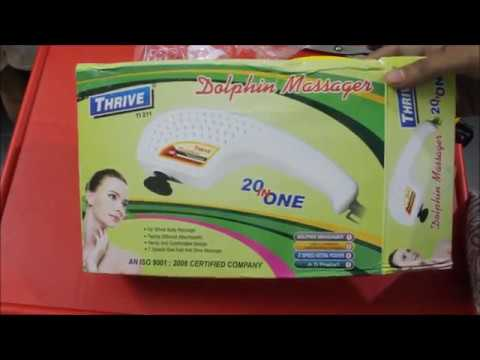 review about dolphin whole body massager/information/my online shopping with amazon