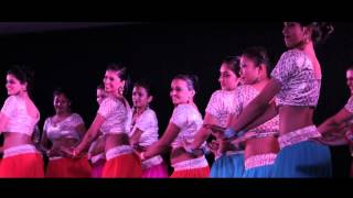 BANJARA SCHOOL OF DANCE - SEMI CLASSICAL DRUM SOLO II (ADVANCED IMPROVERS) - JASHN-E-BANJARA