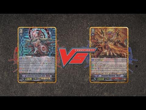 Cardfight Vanguard Jewel Knights vs. Dragonic Overlord