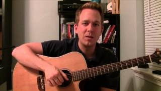 #3 of Top 10 Picking Patterns to Learn First on Acoustic Guitar