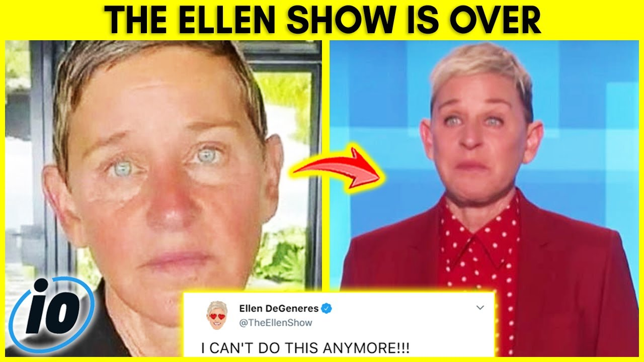 Ellen DeGeneres Show Officially Ending