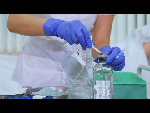 Внутривенная инфузия лекарственных средств