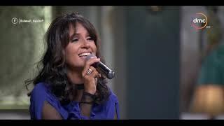 صاحبة السعادة - المطربة حنان تبدع فى أغنية
