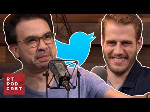 RT Podcast #459 - Triggered by Twitter