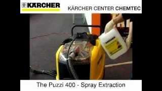 Karcher Puzzi 400 super. Демонстрация.(, 2012-09-17T11:36:34.000Z)
