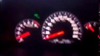 Honda accord VII 2.4 МКПП разгон от 0 до 100