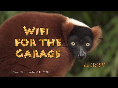 Wifi  to the Garage