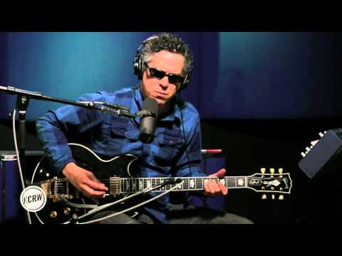 "M. Ward performing ""Little Baby"" Live on KCRW"