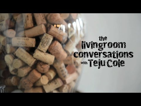 The Living Room Conversations - With Teju Cole (Teaser)