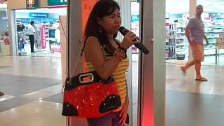 "Gambar cover Jailyn singing ""No More Rhyme"" by Debbie Gibson"