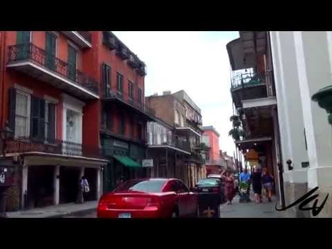 Jackson Square, French Quarter -  New Orleans Travel -  YouTube