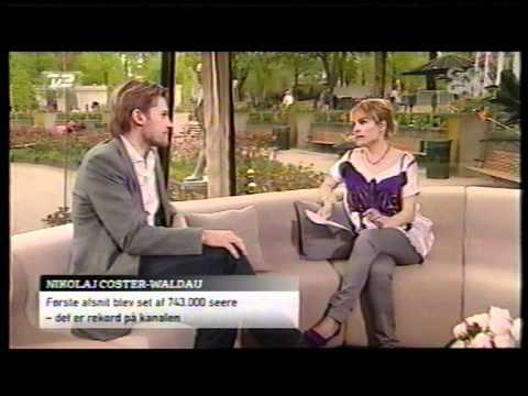 TV2 Danmark interviewer Nikolaj Coster-Waldau omkring Game of Thrones