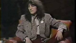 Patti Smith interviewed by Tom Snyder